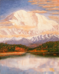 Mt. McKinley (Denali) in Fall